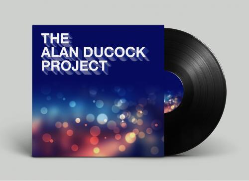 Record sleeve design 2