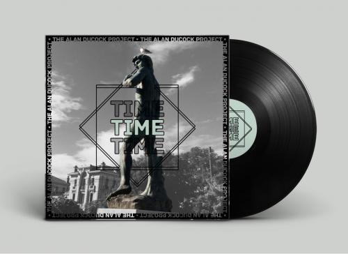 Record sleeve design 3
